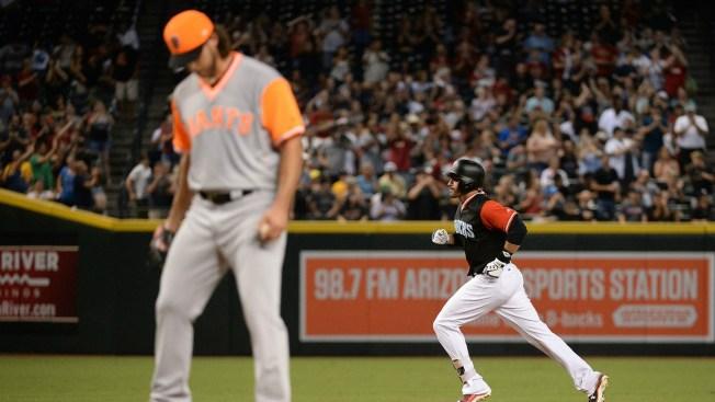Series In Review: Patrick Corbin, D-backs Sweep Giants