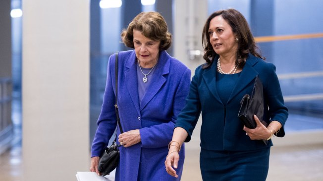 Sens. Harris, Feinstein Say They Did Not Sign Off on 9th Court Nominees