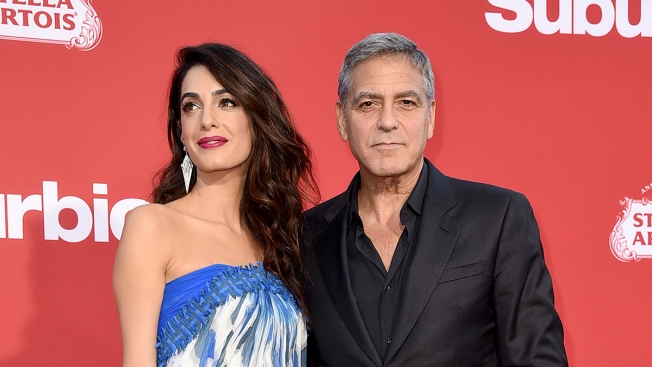 """George Clooney Writes Letter to Parkland Students: """"Amal and I Are 100 Percent Behind You"""""""