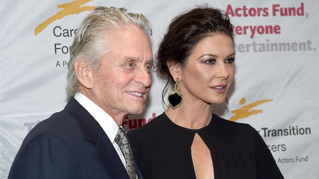 Zeta-Jones Says Michael Douglas Is a 'Me Too' Supporter