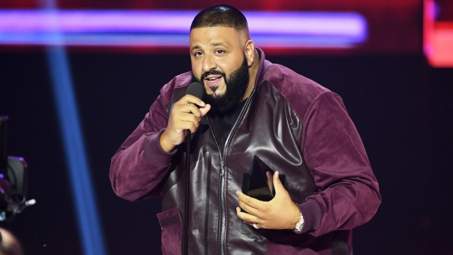 DJ Khaled Named Weight Watchers Social Media Ambassador