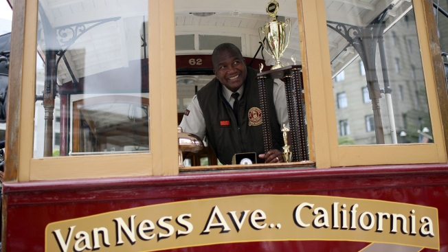 World Champion Cable Car Bell-Ringer Crowned in San Francisco