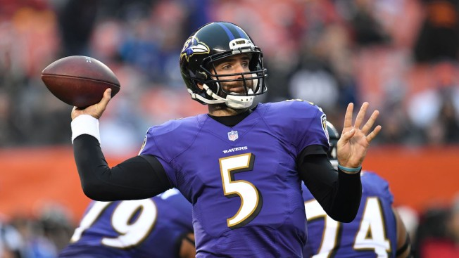 Flacco: Ravens not taking Colts lightly