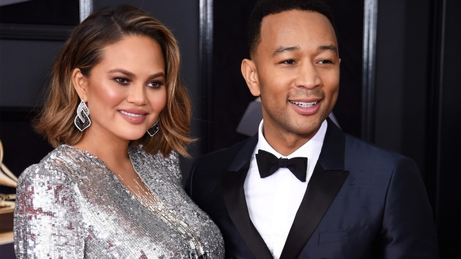 Chrissy Teigen Reveals She and John Legend are Expecting a Baby Boy