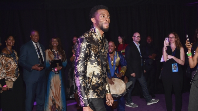 [NATL] In Photos: 'Black Panther' Stars Attend Film's World Premiere in Los Angeles