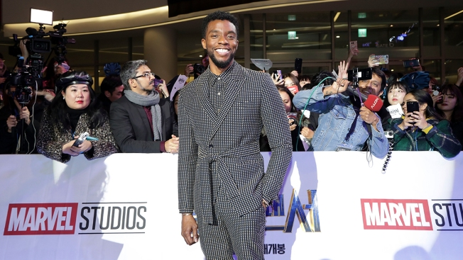 Boseman Plans '17 Bridges' as 'Black Panther' Follow-up