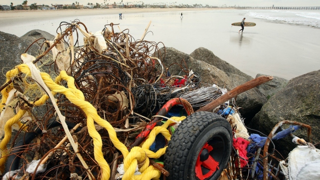 California Coastal Cleanup Day Kicks Off Saturday: Here's Where to Sign Up