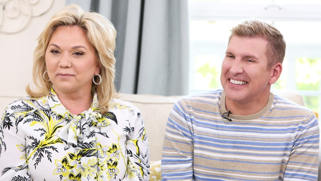 'Chrisley Knows Best' Couple Reaches Tax Deal With Georgia
