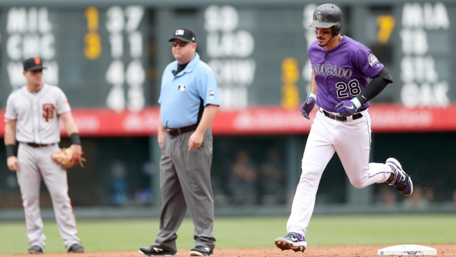 Giants Fall to Rockies, Drop Second Series in a Row