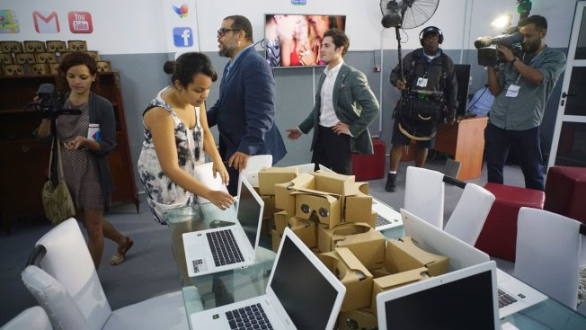 Google Helps Offer Vastly Faster Internet in Cuba