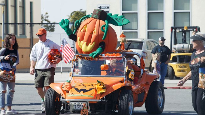[BAY]In Photos: 48th Annual Half Moon Bay Arts & Pumpkin Festival