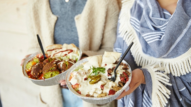 The Halal Guys Opens First East Bay Outpost