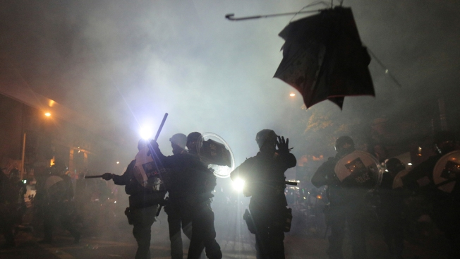 Hong Kong Crisis Escalates After Mob Attack on Protesters