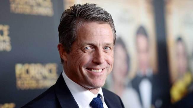 Hugh Grant Seeks Return of Script After Theft From His Car