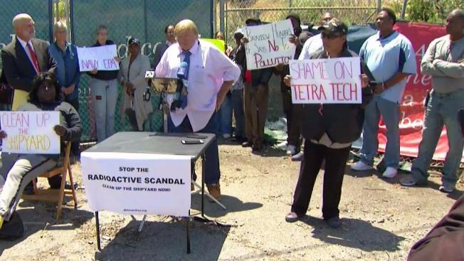 Image result for tetra tech workers covered up