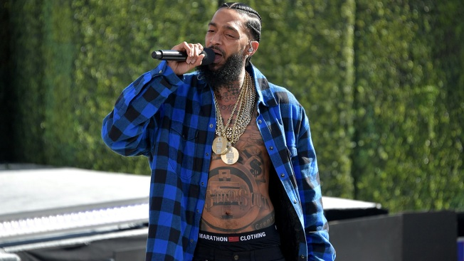 After Death, Nipsey Hussle's Sales and Streams Soar