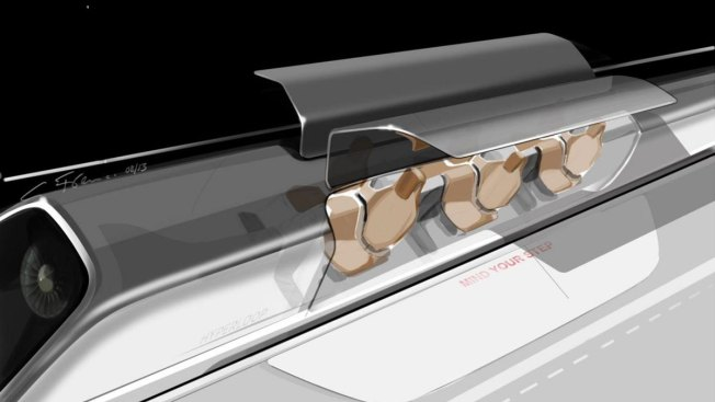 MIT Wins Design Competition for Elon Musk's Hyperloop