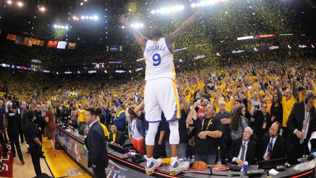 Warriors Owner Joe Lacob Says He'll Retire Andre Iguodala's Jersey