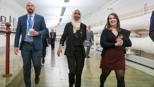 Omar Praises House Vote as Condemning 'Anti-Muslim Bigotry,' Other Bigotry