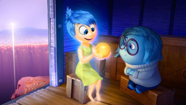 "Neuroscience  Inspires Cartoon Action in Pixar's ""Inside Out"""