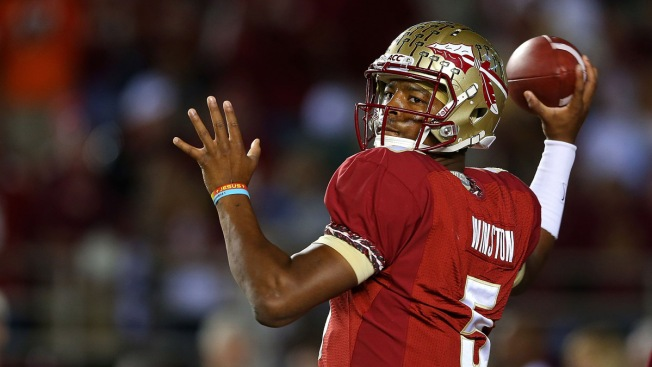 Jameis Winston Named AP Player of the Year