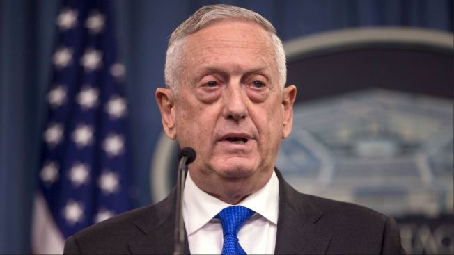 Mattis Returning to Research Role at Stanford Think Tank