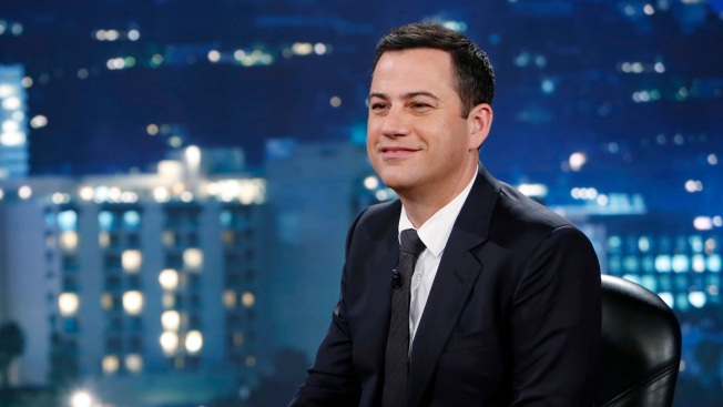"Jimmy Kimmel Talks Kanye West Twitter Rant: ""Finally, I'm in a Rap Feud"""