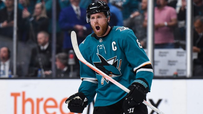 Joe Pavelski Leaving Sharks, Signing With Stars