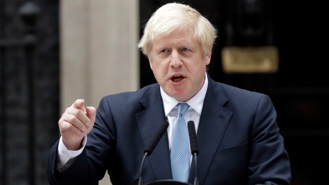 UK's Johnson Suffers Defeat in Parliament Over Brexit