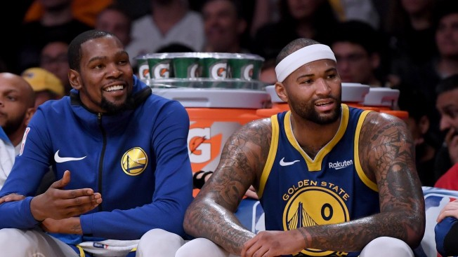 meilleures baskets 0adda 8f3bb Warriors' Kevin Durant 'Unlikely to Play' at Beginning of ...