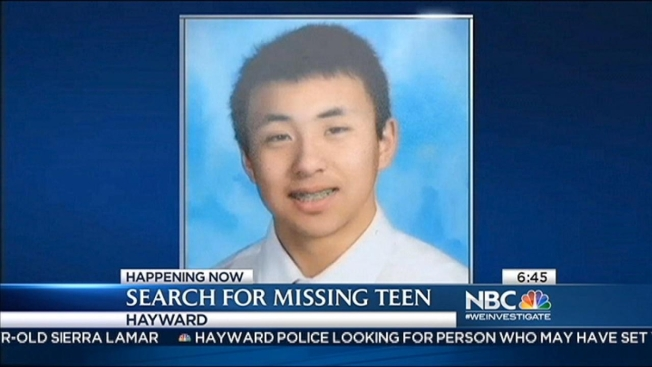Alameda County Sheriff's Deputies Find Missing 16-Year-Old