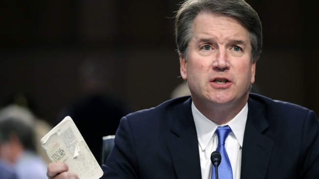 Fact Check: Kavanaugh on the Second Amendment