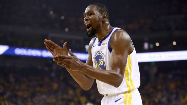 Kevin Durant Will Play for Warriors in Game 5 of NBA Finals: Sources