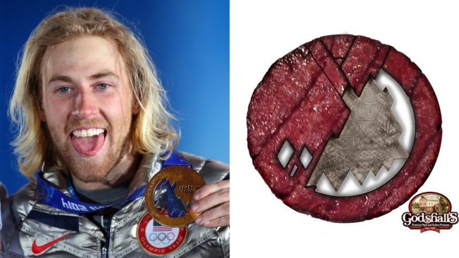 The Taste of Victory: Olympic Snowboarder Sage Kotsenburg to Get Medal Made out of Bacon