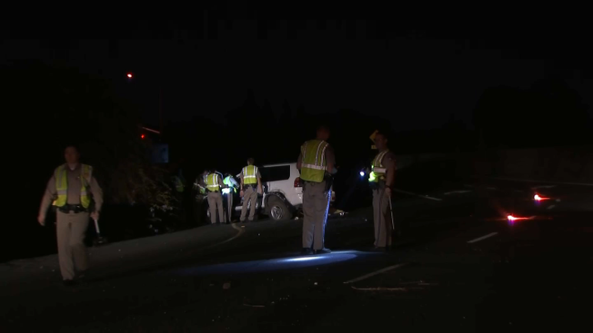 1 Dead in Solo-Vehicle Crash on Highway 101 Off-Ramp in Sunnyvale