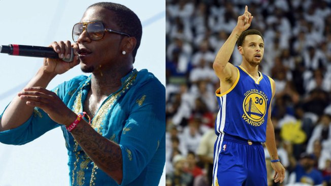 Warriors Fan Site Implores Rapper Lil B to Bless Steph Curry