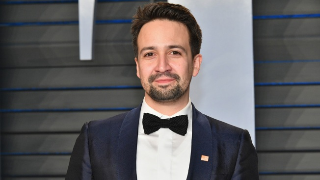 Lin-Manuel Miranda Diagnosed With Shingles, Quarantined From Baby Son