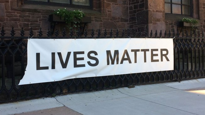 Conn. Church's Black Lives Matter Banner Repeatedly Vandalized