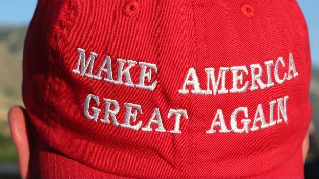 Chef Lifts Ban on 'Make America Great Again' Caps