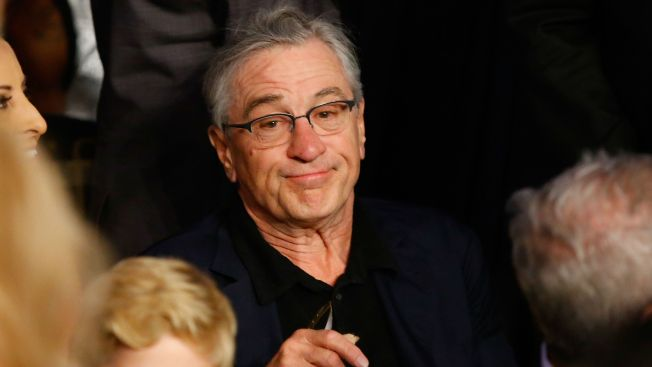 Robert De Niro Sticks It to 'Condescending' Flickr Co-Founder