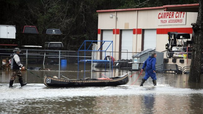 Threats of Flooding Follow Heavy Rains in South
