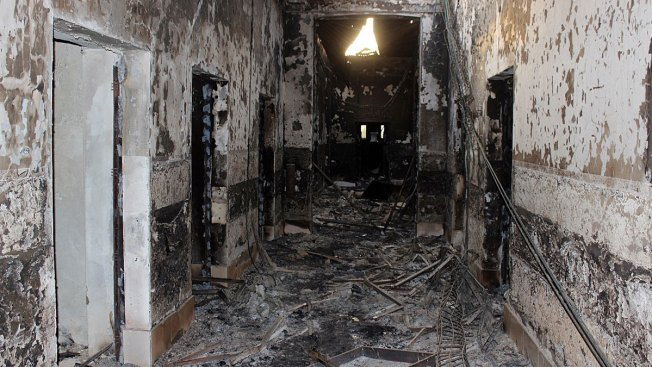 Pentagon Admits Mistake Forced Entry at Afghan Clinic Bombing