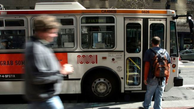 Man on Muni Bus in San Francisco Stabbed 'Multiple Times'