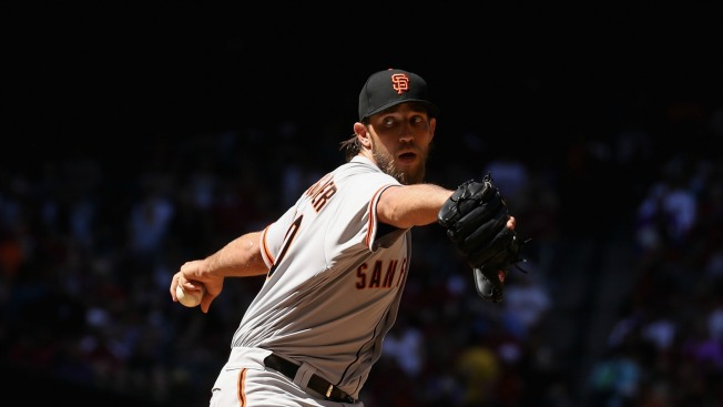 Bumgarner Expects to Be Ready to Pitch Saturday, But What About Hitting?