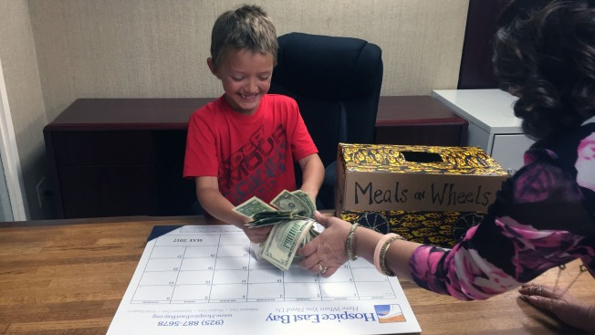 'It Made Me Happy': Lafayette Boy, 7, Skips Birthday Gifts to Raise Funds for Meals on Wheels