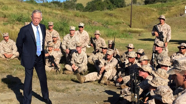 Defense Secretary Mattis Nixes Holiday Tradition of Visiting US Troops in War Zones