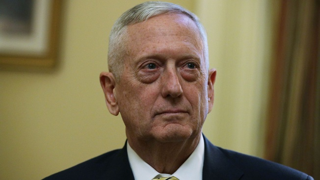 Mattis Tells Soldiers That Being Ready for War Helps Stop It