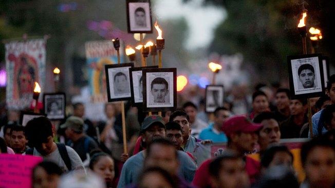 Mexican Dad Runs NYC Half Marathon For Missing Son