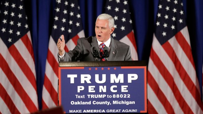 Mike Pence Continues to Refuse to Call David Duke 'Deplorable'