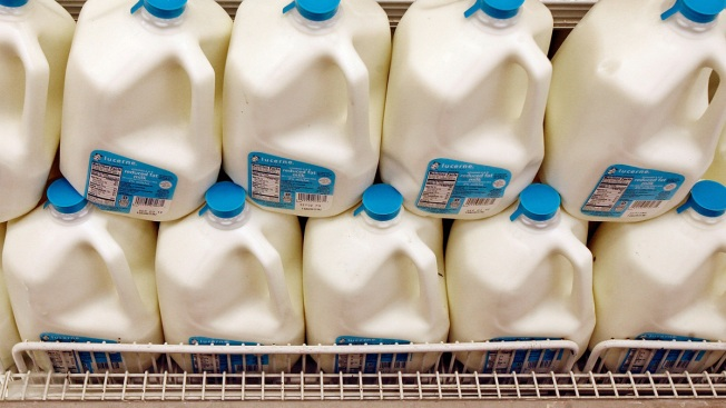 Milk Set to Hit Highest Price Ever; Cheese Is to Blame